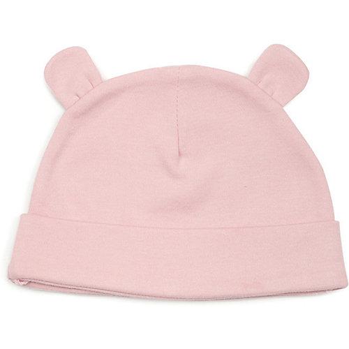 Шапка 2 шт Happy Baby для девочки - розовый от Happy Baby