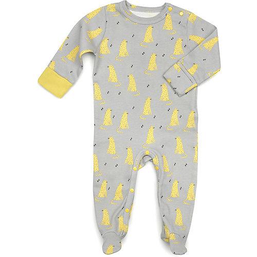Комбинезон 2 шт Happy Baby - желтый от Happy Baby