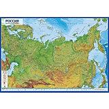 """Карта """"Россия Физическая"""""""