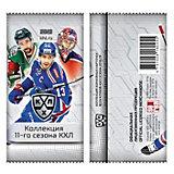 Хоккейные карточки Panini КХЛ коллекция 11го сезона 2018/19