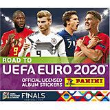 Наклейки Panini ROAD TO EURO2020
