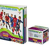Альбом + бокс с наклейками Panini ROAD TO EURO2020