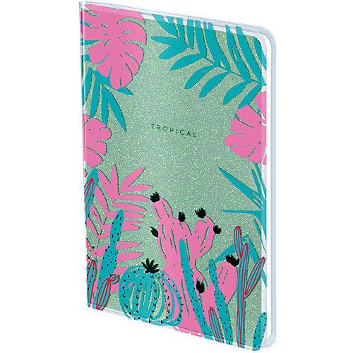 Записная книжка Greenwich Line Tropical trend, 80 листов от Greenwich Line