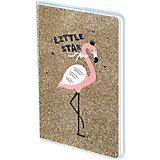 Записная книжка Greenwich Line Flamingo, 80 листов