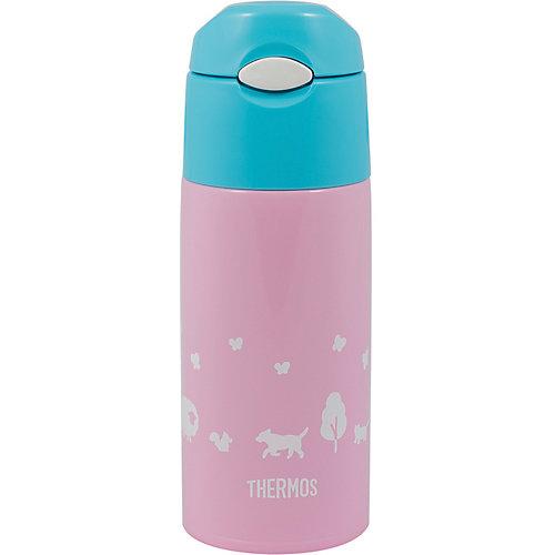 Термос Thermos FHL-401F LP 400 мл., розовый - розовый от THERMOS