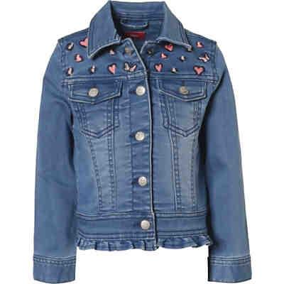 finest selection b1136 80a9c Jeansjacke für Mädchen, ESPRIT