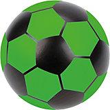 """Мяч Наша игрушка """"Футбол"""", 15 см, зеленый"""