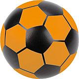 """Мяч Наша игрушка """"Футбол"""", 15 см, оранжевый"""