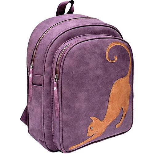 Рюкзак Феникс+ «Кошка фиолетовая» - фиолетовый от Феникс+