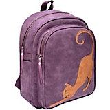 Рюкзак Феникс+ «Кошка фиолетовая»