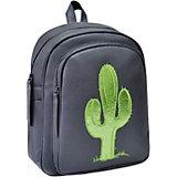 Рюкзак Феникс+ черный с кактусом