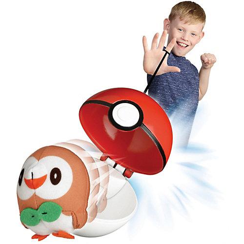Игровой набор Росмэн Pokemon Роулет, 5 см от Росмэн