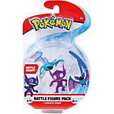 Игровой набор Росмэн Pokemon Саблай и Зубат