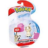 Игровой набор Росмэн Pokemon Мимикью и Дитто