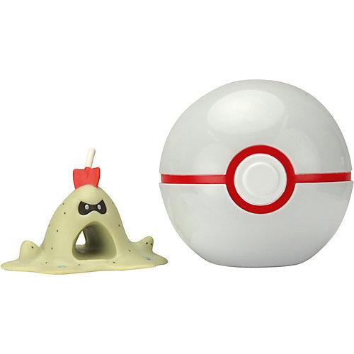Игровой набор Росмэн Pokemon Покебол и Сендигаст от Росмэн
