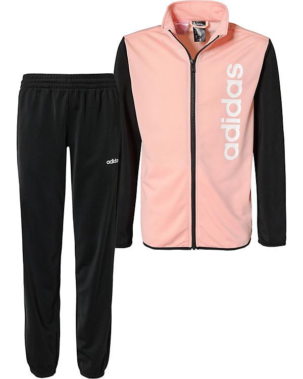 picked up outlet sneakers Trainingsanzug OSR YA TR PES TS für Mädchen, adidas Performance