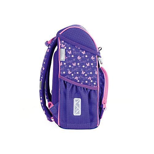 Ранец Belmil Click Fly like a butterfly, фиолетовый - фиолетовый от Belmil