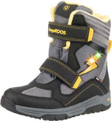 GEOX TEX JUNGS Winterschuhe Boots Schnee Schuhe Blinkende