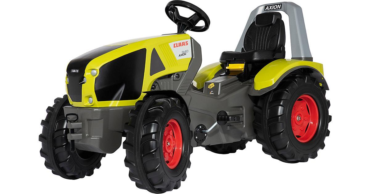 Trettraktor rollyX-Trac Premium Claas Axion 940 grün