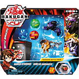 Большой игровой набор Spin Master Bakugan №1