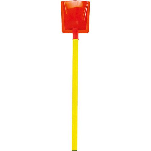 Лопата Zebratoys, красно-желтая от Zebratoys