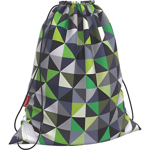 Мешок для обуви Erich Krause Green Rhombs - разноцветный от Erich Krause