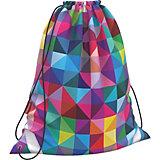 Мешок для обуви Erich Krause Rainbow Rhombs