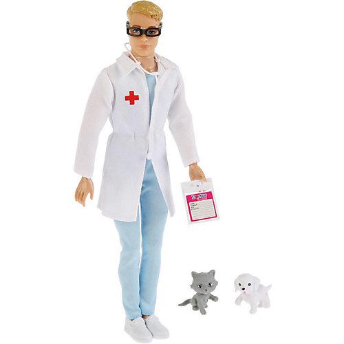 """Кукла Карапуз """"Алекс"""", ветеринар от Карапуз"""