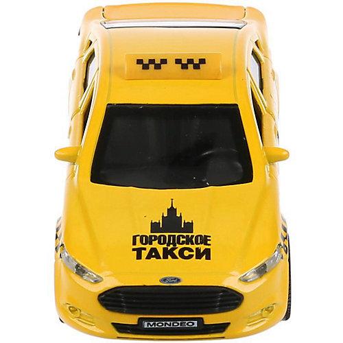 Инерционная машина Технопарк Ford Mondeo, Такси от ТЕХНОПАРК