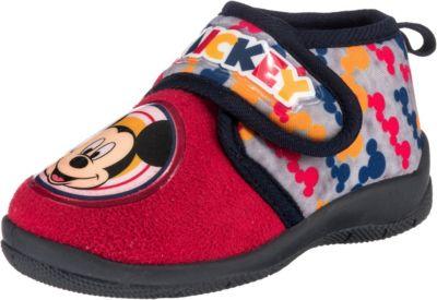 Disney Mickey Mouse & friends, Baby Sportschuhe Disney Mickey FortaRun CF I für Jungen, dunkelblau