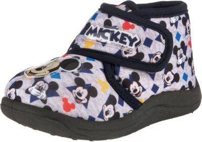 Disney Mickey Mouse & friends Hausschuhe für Jungen, Disney Mickey Mouse & friends