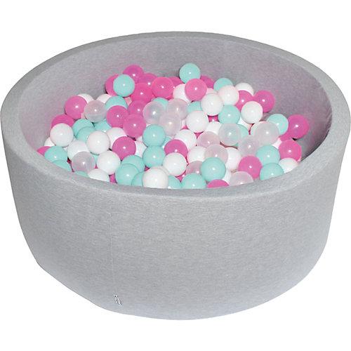 """Сухой бассейн Hotenok """"Грезы"""" 40 см, 200 шариков от Hotenok"""