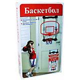 Баскетбольный щит c корзиной 1Toy