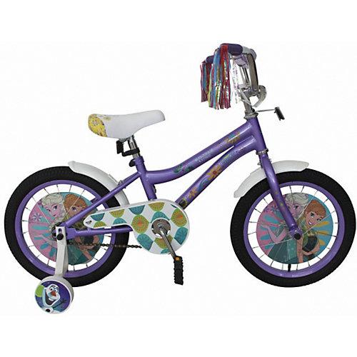 """Двухколесный велосипед Navigator Disney """"Холодное сердце"""", 16 от Navigator"""