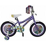 """Двухколесный велосипед Navigator Disney """"Холодное сердце"""", 16"""