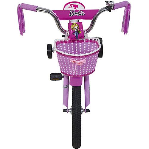 """Двухколесный велосипед Navigator Barbie 16"""" - разноцветный от Navigator"""
