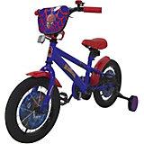 Двухколесный велосипед Navigator Marvel Человек-Паук, 14 дюймов