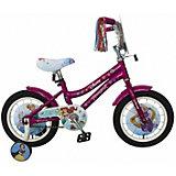 """Двухколесный велосипед Navigator Disney """"Принцесса"""", 14"""