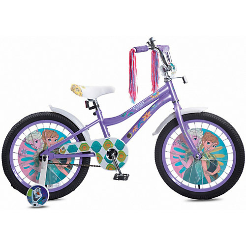 """Двухколесный велосипед Navigator Disney """"Холодное сердце"""", 18 от Navigator"""