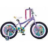 """Двухколесный велосипед Navigator Disney """"Холодное сердце"""", 18"""