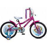 Двухколесный велосипед Navigator Disney Принцесса, 18 дюймов