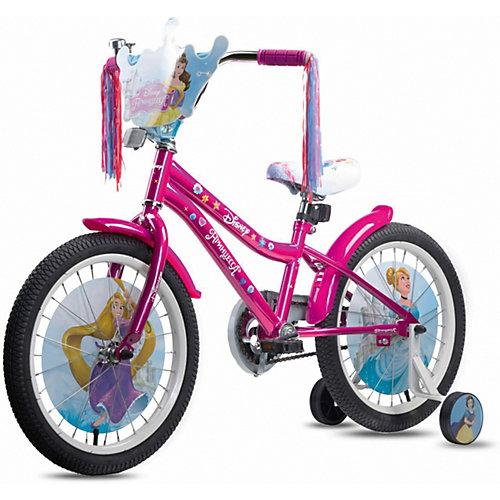 Двухколесный велосипед Navigator Disney Принцесса, 18 дюймов - разноцветный от Navigator