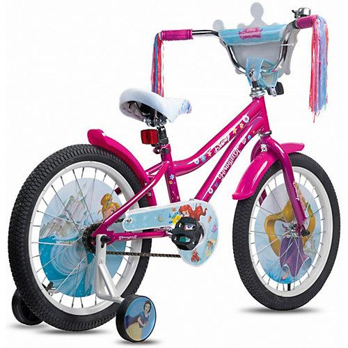 """Двухколесный велосипед Navigator Disney Принцесса 18"""" - разноцветный от Navigator"""