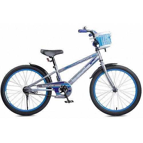 Двухколесный велосипед Navigator Basic, 20 дюймов - разноцветный от Navigator