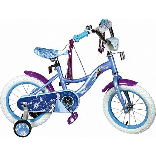 Двухколесный велосипед Navigator Disney Холодное сердце, 12 дюймов - разноцветный от Navigator