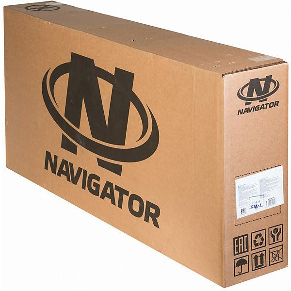 """Двухколесный велосипед Navigator BINGO, колеса 18"""", стальная рама, стальные обода, ножной тормоз, защитная накладка на"""