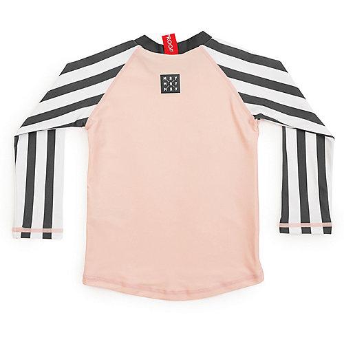 Купальная футболка Happy Baby для девочки - розовый от Happy Baby
