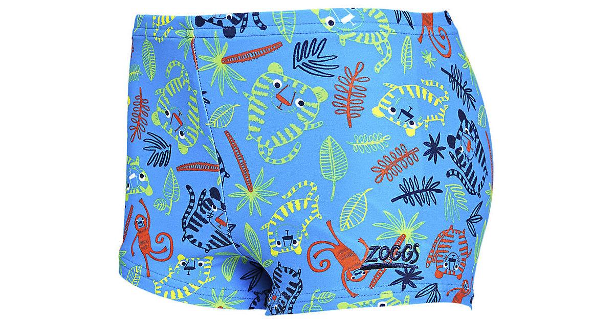 Badehose TIGER PARTY HIP RACER blau Gr. 80 Jungen Kinder