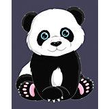 Набор для раскрашивания по номерам Артвентура «Панда»