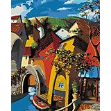 Набор для раскрашивания по номерам Артвентура «Сказочная Венеция Мигеля Фрейтасаа»